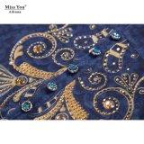 Vente en gros estampée de robe florale de dames de Mlle You Ailinna 305169 maxi