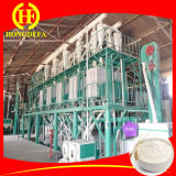 Overseas Service 50tpd Wheat Milling Machine Plant