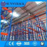 Heavy Duty Warehouse Metal Storage Drive no Pallet Rack