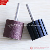 Red Ceramic, Blue Zirconia Sanding Sleeves for Nail Industry