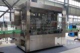 Machine de remplissage liquide détergente automatique de 4 têtes