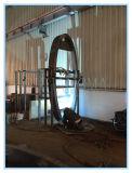 Cadre de porte en acier pour la tour de vent