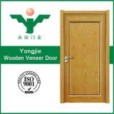 Porte intérieure en bois solide du modèle HDF