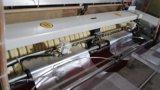 Doppelte Zeilen heißer Ausschnitt-Shirt-Hochgeschwindigkeitsbeutel, der Maschine herstellt