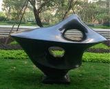 옥외 정원 추상적인 조각품 장신구