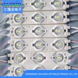 LED de alto brilho à prova de módulo de injeção para 3-10cm Carta de canal
