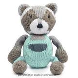 2017 artigos novos fizeram malha a venda por atacado do urso do brinquedo