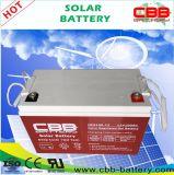 батареи системы ветра батареи 12V100ah батарея геля цикла солнечной PV глубокая