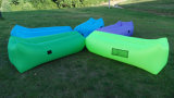 Bâti d'air gonflable paresseux de sac d'haricot de bâtis de salon d'air de sofa de sac de couchage de plage de sac de configuration de vente en gros (G057)