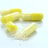 Suplemento de salud de citrato de zinc y vitamina A. Las cápsulas de liberación prolongada