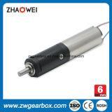 100 mA Intensidad de corriente eléctrico pequeño engranaje de la CC Motor