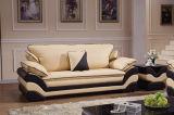 Ensemble de canapé en cuir à mobilier moderne