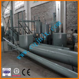 Black Waste Oil Recycling Machine / Oil Regeneration Plant
