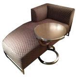 A melhor mobília moderna de venda do hotel do sofá do hotel