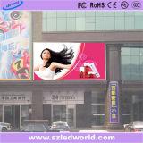 Fábrica fija a todo color al aire libre del panel de la pantalla de la tablilla de anuncios de LED de HD SMD (P5)