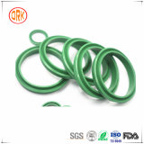 Sello de goma verde Y-Rings para productos neumáticos