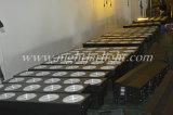 MAZORCA RGB tres de la matriz de 5PCS LED en una luz ligera de la colada de la pared del LED