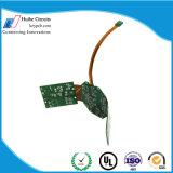 Placa de circuito impresso rígido flexível e rígido de protótipo de PCB