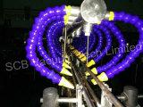 Lama di aria del ragno di effetto di Coanda per il sistema di rivestimento dell'aria