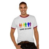 사랑은 사랑 Lgbt t-셔츠이다