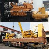 Комплект генератора двигателя Jichai электричества конкурентоспособной цены 800kw/1000kVA тепловозный