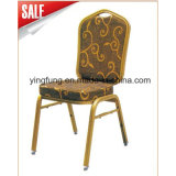 대중적인 쌓을수 있는 연회 의자, 직물 시트 (YF-A003)를 가진 호텔 의자