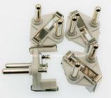 Inserto della spina della Turchia con 4.0mm 2 perni (spina & zoccolo tedeschi di schuko 6/10A)