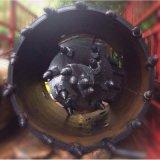 炭鉱の回転式掘削装置のオーガービット