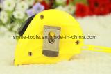 Custom торговой марки 3 м 5 м 7 м 10м строительства стальной ленты измерьте магнитных крюк нож