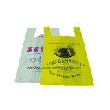 Полиэтиленовый пакет в коробке для пользы супермаркета