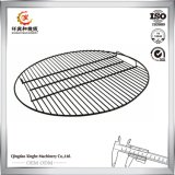 OEM Iron Foundry Iron Gate Grill Designs Pellet Grill
