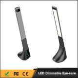 백색과 까만 작은 LED 작풍 책임 책상용 램프