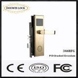 최신 판매 호텔 자물쇠 MIFARE 카드 유형 솔질된 지르코늄
