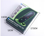 Mini kit Handsfree dell'automobile di Bluetooth Handsfree con il caricatore dell'automobile