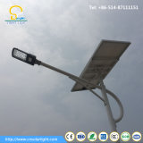 Lámpara de porcelana de ahorro de energía LED de 30W - 120W luz de calle solar