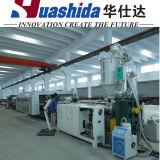 Plastik-HDPE doppel-wandige gewölbte Rohr-Produktions-Maschine (DWCP-500)