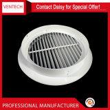 Ventilations-rundes Aluminiumzubehör-lineare Gitter für HVAC-Systeme