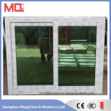 Het weerspiegelende Vinyl Glijdende Venster van het Glas voor Heet Weer