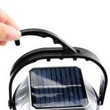 極度の明るい36LED再充電可能な太陽キャンプライト