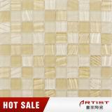 Mosaico de Matt del color del oro del artista de Foshan