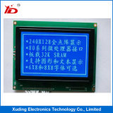 Visualización positiva del módulo del monitor de la MAZORCA del LCD del carácter 240*128