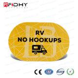Motorräder, Roller, Windfang-Kennsatz der Moped-RFID