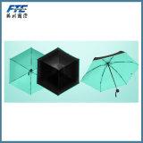 Mini guarda-chuva Pocket acessível colorido na alta qualidade