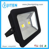 Montaje de Proyectores LED de exterior 100W Reflector LED Lighting Impermeable IP65
