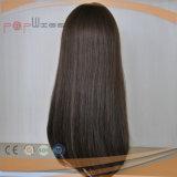 Hermosa Virgen judía cabello peluca Kosher (PPG-L-01142)
