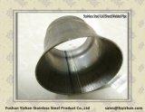 89 * 1.35 Tuyau en acier inoxydable pour la gorge de queue modifiée