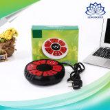 Soquete elétrico funcional Estéreo Mini alto-falante portátil com 4 USB