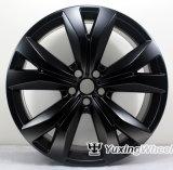 Высокое качество 20дюймов колеса автомобиля черный легкосплавные колесные диски