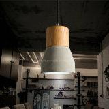 Het gepersonaliseerde Modieuze Concrete Licht van de Tegenhanger van Droplight van het Plafond van het Restaurant