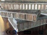 panneau en aluminium de nid d'abeilles d'épaisseur de 10mm pour le revêtement de mur